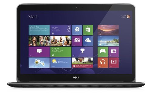 Dell Computer XPS15-8947sLV XPS 15-Inch Touch Notebook [Discontinued By Manufacturer]