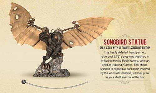 Bioshock : Infinite - Songbird Limited Collectors Edition Statue from PS3 XBOX 360 PC (Bioshock Songbird Ultimate)