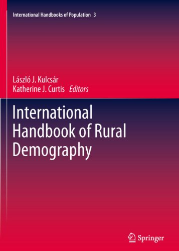 International Handbook of Rural Demography: 3 (International Handbooks of Population) Pdf
