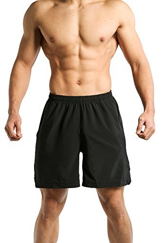 Mens Ultra Lightweight WOD Shorts Fitness Bodybuilding Workout MMA Crossfit Training Gym Lifting Plus Size