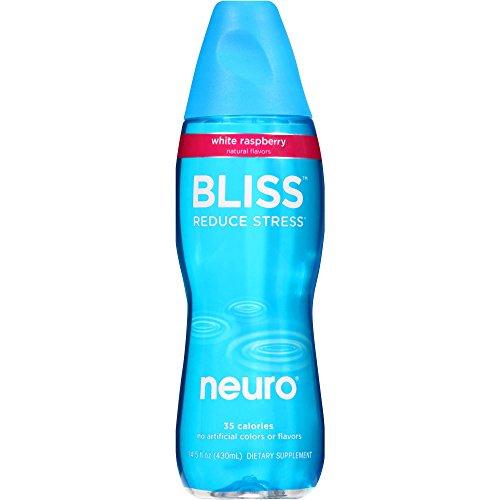 Neuro BLISS White Raspberry Dietary Supplement, 14.5 fl oz (Pack of 12)