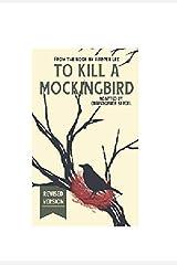 To Kill a Mockingbird (Acting Edition) Paperback