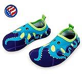 Bigib Toddler Kids Swim Water Shoes Quick Dry Non-Slip...