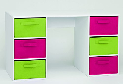 4D Concepts Girls Zany Student Desk - 4d Concepts Furniture