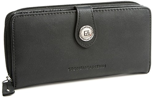 stone-mountain-zip-around-wallet-one-size-black