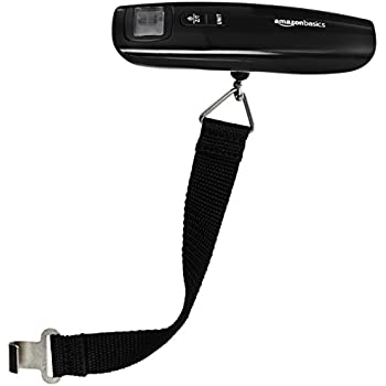 AmazonBasics Digital Luggage Scale