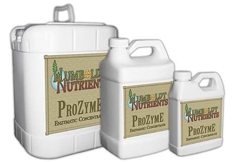 HUMBOLDT nutrientes ProZyme 3, 78 litros: Amazon.es: Jardín