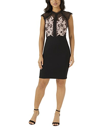 lipsy all over lace dress - 3