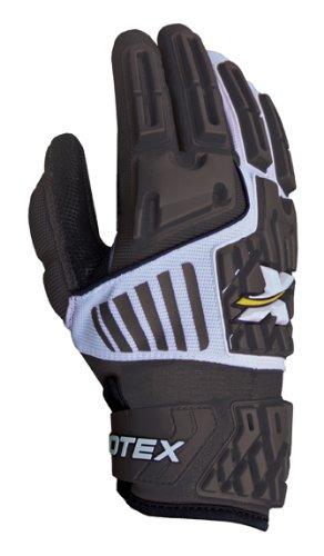 Xprotex 15 Krushrバッティング手袋(ペア) B00T1ML7WSブラック 3L