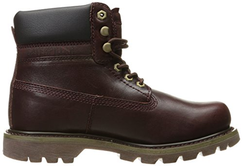 Caterpillar Mens Colorado Chukka Boot Burgundy Z7AXk