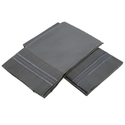 clara-clark-premier-1800-collection-set-of-2-pillowcases-standard-size-charcoal-stone-gray