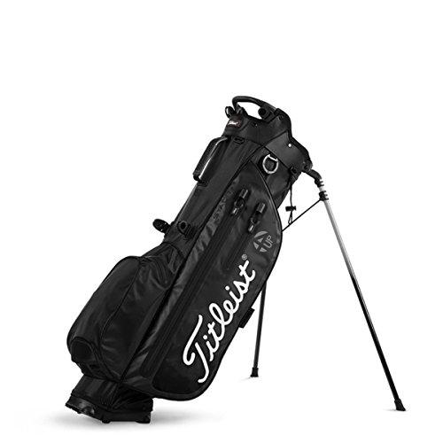 Titleist Players 4UP StaDry Golf Bag - Black - TB8SX2-0