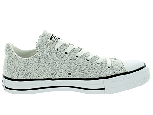 Converse Womens Chuck Taylor All Star Madison Sneaker Bianco / Nero / Bianco
