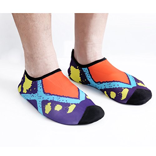 Swimming Quick-Dry Water Socks Shoes Unisex Walking Beach Pool Surf Yoga Exercise Summer Outdoor Shoes