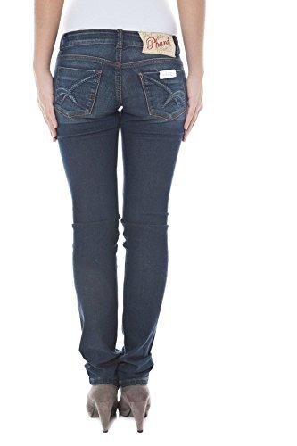Sexx 1755 Jeans Phard 0 Denim New b Blu Donna 7qT4H5pT