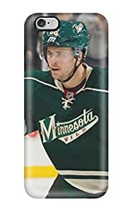 New Style 9042127K527202898 minnesota wild hockey nhl (20) NHL Sports & Colleges fashionable iPhone 6 Plus cases