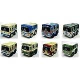 チョロQ 想い出のバスセレクション BOX(仮称)