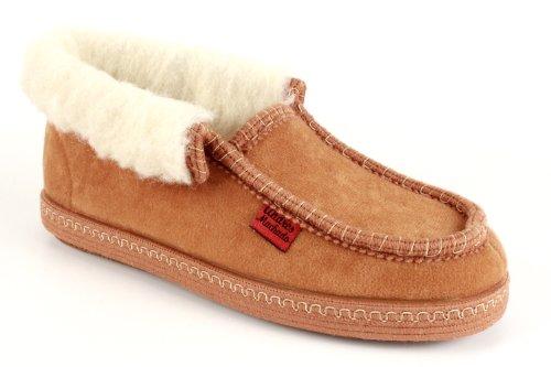Pantofole Camel Alte Alla Caviglia.33