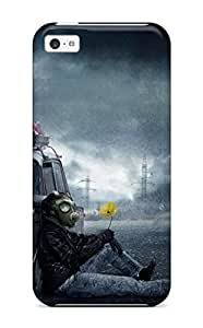 linJUN FENGDefender Case For iphone 5/5s, Apocalyptic Pattern