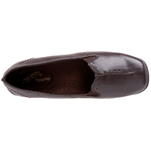 Facile Rue Womens But Slip-on Marron
