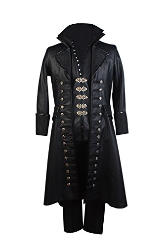 Hook Once Upon A Time Costume (Once Upon a Time Captain Hook)