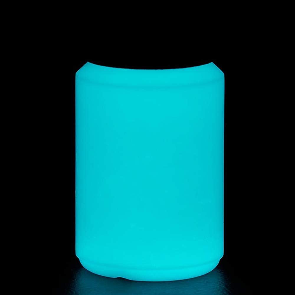 NighTec - Tinte de Noche (100 ml), Color Azul y Verde