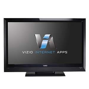 VIZIO E322VL 32-Inch LCD HDTV with VIZIO Internet Application, Black (2010 Model)