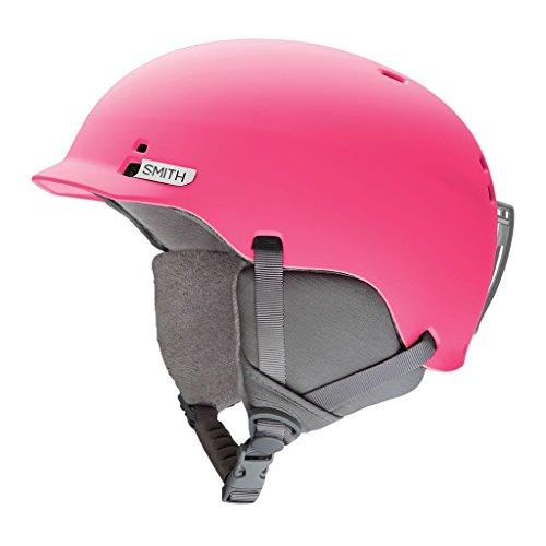 Smith Gage Junior Helmet - Kids' Matte Crazy Pink, ()