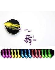 tobeit 15unidades aluminio goog-darts–+ 15unidades para dardos–15unidades para dardos de protección