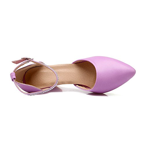 Purple Engagement Girls Soft 1TO9 Empty Material Sandals YRwWBq
