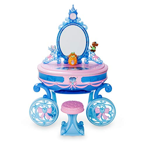 Shop Disney Cinderella Carriage Light-Up Vanity Play Set (Cinderella Carriage Disney)