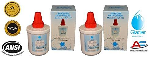 Replacement for Samsung Aqua-Pure Plus DA29-00003G, DA29-00003B, DA29-00003A, HAFCU1 (2) ()