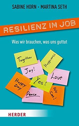 Resilienz im Job (HERDER spektrum)