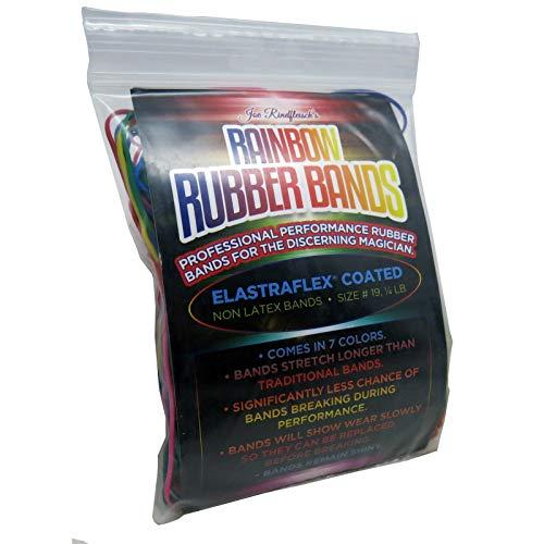 - Joe Rindfleisch's Rainbow Rubber Bands (Rainbow Pack) by Joe Rindfleisch - Trick