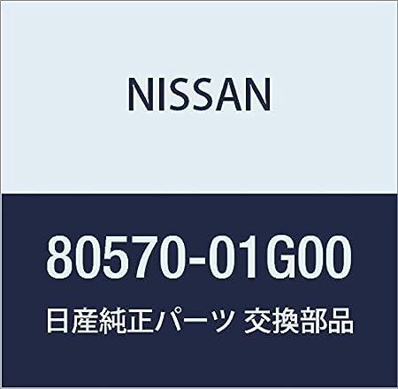 Genuine Nissan 93471-01G00 Door Hinge Assembly