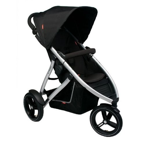 Phil And Teds Vibe Pram Wheels - 5