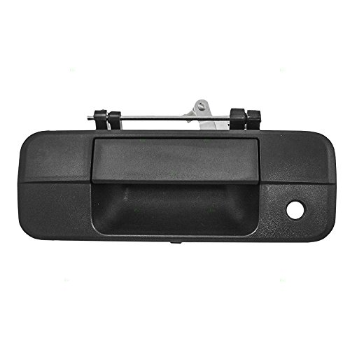 Tailgate Liftgate Handle Textured Replacement for Toyota Pickup Truck 69090-0C040 -