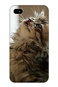 Dreaminghigh INAPMj-1676-nZzra Protective Case For iPhone 5c(Animal Cat) - Nice Gift For Lovers