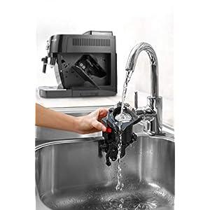 41mIe3AbxLL. SS300  - DeLonghi-Magnifica-S-ECAM-22110B--Kaffeevollautomat-mit-Milchaufschumdse-Direktwahltasten-Drehregler-2-Tassen-Funktion-groer-18-l-Wassertank-351-x-238-x-43-cm-schwarz