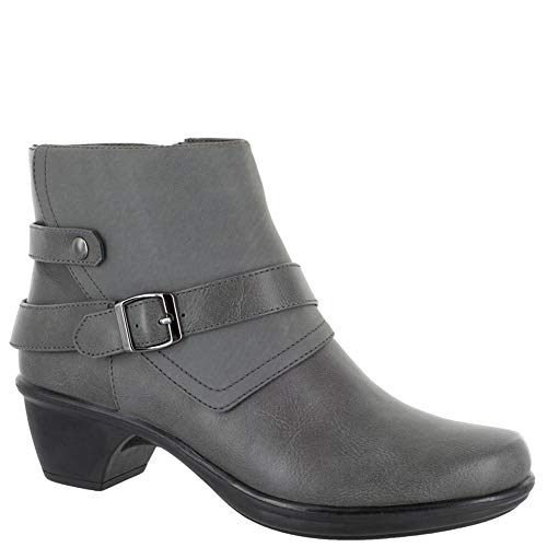 Matte Women's Grey Amanda Easy Boot Street Ankle nxYw5q60pS