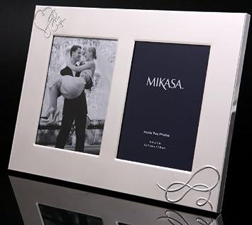 Mikasa Love Story Double Invitation Photo Frame 8 X 10 Amazonca