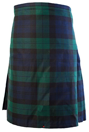 Mens Highland Traditional yard Tartan product image