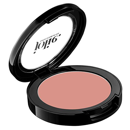 Jolie CremeWear Blush - Creamy Cheek Color - easy blend conditioning formula (Sangria)