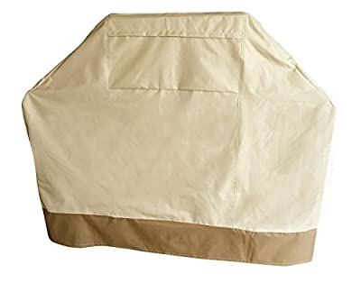 Grill Cover, SueSport 60 Inch Heavy Duty Gas Barbeque Grill Cover BBQ Grill Covers
