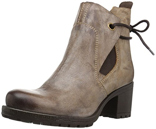 Fashion Women's Brown Luxe048fly London FLY Alvito Boot wBqtpFZ
