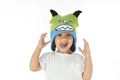 Polar Wear Boys Toddler Hat & Glove Set