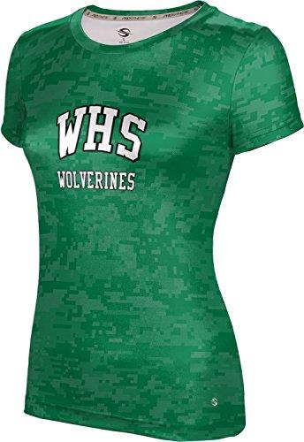 ProSphere Women's West High School Digital Shirt (Apparel) (Small)