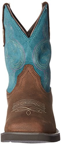 Ariat Women's Shasta H2O Work Boot, Baked Brown, 7.5 B US by Ariat (Image #4)