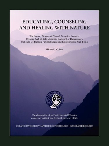 Download Educating Counseling and Healing with Nature pdf epub