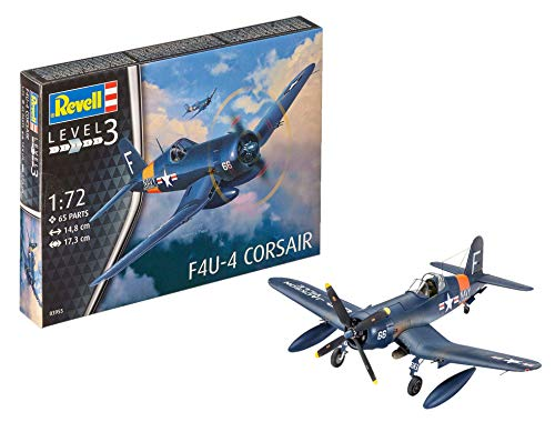 Revell 03955 F4U-4 Corsair Model Kit